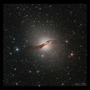 Centaurus A (NGC5128),                                Göran Nilsson