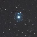 NGC 6543 - Cat's Eye Nebula,                                Sektor