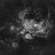 NGC 6357 Lobster Nebula Ha,                                Claudio Ulloa Saa...