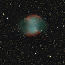 M27 Dumbell Nebula,                                wolfman_55