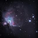 Orion Nebula M42,                                Matt Baker
