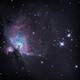 Orion Nebula M42,                                matt_baker