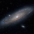 M31 La grande galassia di Andromeda,                                Massimo Miniello