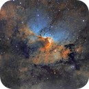 Sh2-155 (The Cave nebula),                                Sara Wager