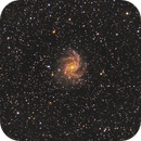 Fireworks Galaxy,                                Nathan Duso