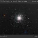 Globular Cluster (M13),                                Radek Kaczorek