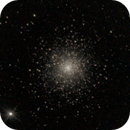 M15 Pegasus Globular Star Cluster,                                drekbad