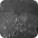 Cratere Plato più Valle Alpina,                                gioveluna