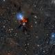 NGC1333 - Amalgamation of my data ,                                Paddy Gilliland
