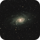 NGC 598 The Triangulum Galaxy is a spiral galaxy 2.73 million light-years from Earth,                                Jim Swiger