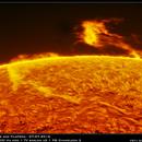 Prominence and filaprom - 07.07.2016,                                Łukasz Sujka