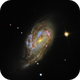 M66 (first time astrophotography b),                                Leonid Michail Th...