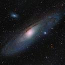 M31, 3h10m,                                Lukas Šalkauskas