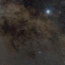 Sandqvist 169 Dark Nebula and Starfield,                                Gabriel R. Santos (grsotnas)