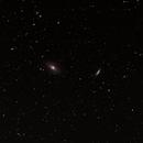 M81 & M82,                                David Moulton