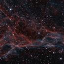NGC 6979 - Bi-Color (Ha/OIII),                                Bill Worley