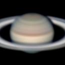 Saturn on June 11, 2020,                                Chappel Astro