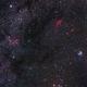 Dark and bright nebulas in Aur, Per & Tau,                                sergio.diaz