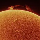Hidden Solar Gem from 24 February 2021,                                Norman Tajudin