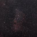 A Glimpse At Westerhout 5, The Soul Nebula,                                Steven Hanaway