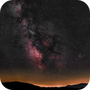 The Milky Way,                                Ofiuco