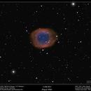 NGC 7293 - Helix Nebula,                                Terry Belia