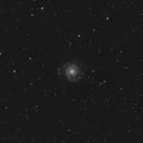 M74 - Spiral Galaxy in Psc,                                Benny Colyn
