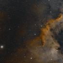 The Cygnus Wall - HOO,                                Daniel Hightower
