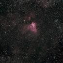 Omega nebula widefield,                                Janos Barabas