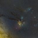 Rho Ophiuchi,                                jmarinotero