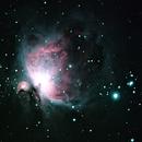 M42 Orion Nebula,                                Jay P Swiglo