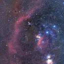 Orion constellation,                                Masayuki Matsuo