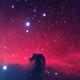 IC 434, Horsehead Nebula,                                w4sm