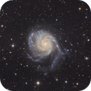 M101 pinwheel galaxy,                                Byoungjun Jeong