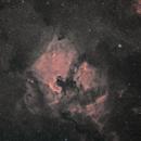 North America and Pelican nebulae Widefield,                                JMDean