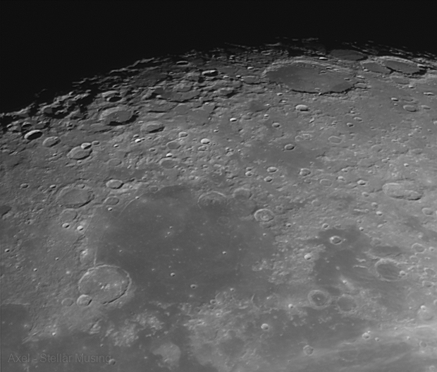 Lunar Serie - 2020,                                Axel