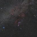 Winter Constellations - Widefield,                                Siegfried