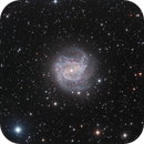 M83 - The Southern Pinwheel Galaxy,                                DiscoDuck