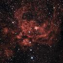 War and Peace Nebula (NGC 6357),                                Ed Albin