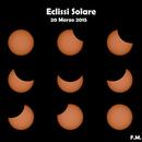Composizione Eclissi Solare 20 Marzo 2015,                                Spock