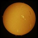 The Sun, Double Stacked 04-25-2021,                                John Willis