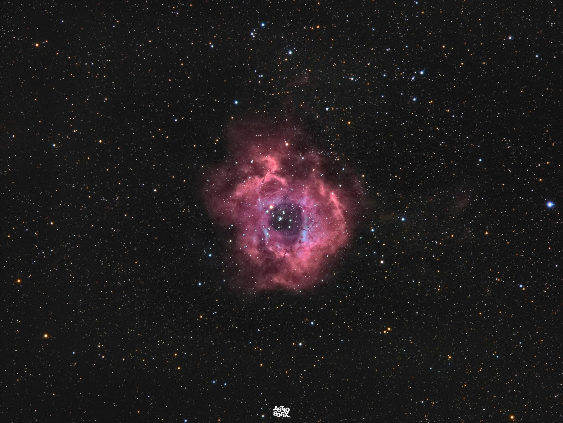 La Rosette,                                AstroBofix