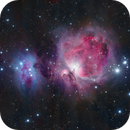 M42  Orion and SH2-279,                                Dawn Lowry