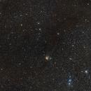 NGC 1579 among Dark Nebula in Perseus,                                Jonathan W MacCollum