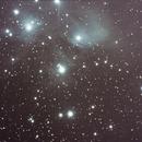 Pleiades M45,                                Michael Laferriere
