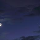 Moon Jupiter Saturn,                                Martin Mutti