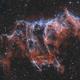 The Bat - IC1340 in the Veil nebula,                                Arnaud Peel
