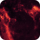 NGC 3572 - Ha,                                Rodrigo González Valderrama