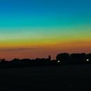 Evening-Rainbow-Sky,                                Sven Hendricks