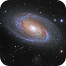 M81 Bode's Galaxy,                                John Hayes